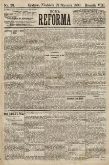 Nowa Reforma. 1889, nr23
