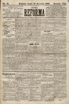 Nowa Reforma. 1889, nr25