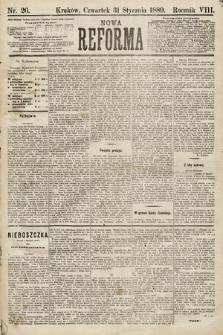 Nowa Reforma. 1889, nr26