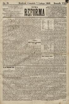 Nowa Reforma. 1889, nr31