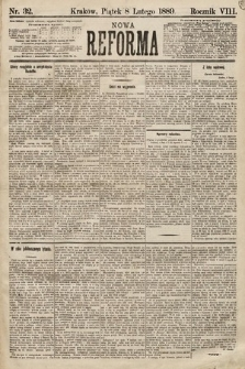 Nowa Reforma. 1889, nr32