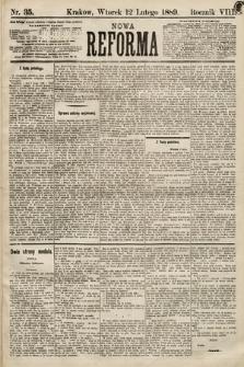 Nowa Reforma. 1889, nr35