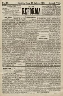 Nowa Reforma. 1889, nr36