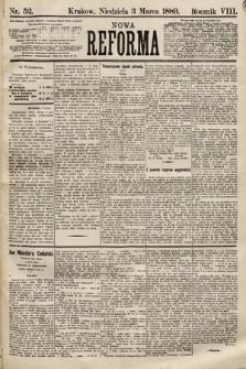 Nowa Reforma. 1889, nr52