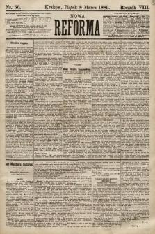 Nowa Reforma. 1889, nr56