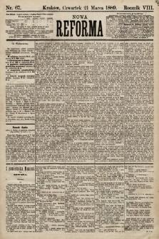 Nowa Reforma. 1889, nr67