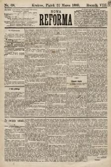 Nowa Reforma. 1889, nr68