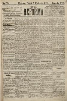 Nowa Reforma. 1889, nr79
