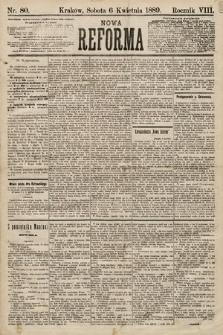 Nowa Reforma. 1889, nr80