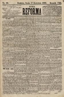 Nowa Reforma. 1889, nr89