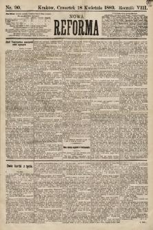 Nowa Reforma. 1889, nr90