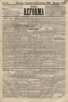 Nowa Reforma. 1889, nr95