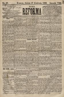Nowa Reforma. 1889, nr97
