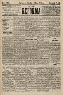 Nowa Reforma. 1889, nr100