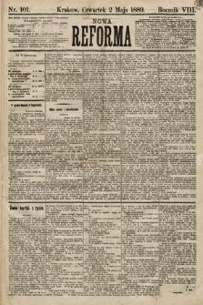 Nowa Reforma. 1889, nr101