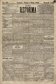 Nowa Reforma. 1889, nr102
