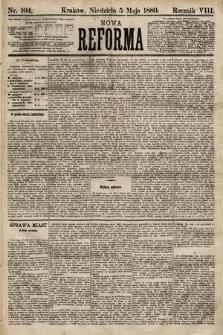 Nowa Reforma. 1889, nr104