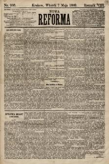 Nowa Reforma. 1889, nr105
