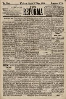 Nowa Reforma. 1889, nr106