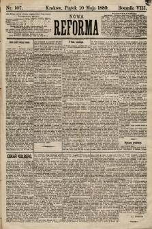 Nowa Reforma. 1889, nr107