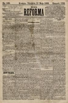 Nowa Reforma. 1889, nr109