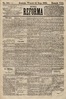 Nowa Reforma. 1889, nr110