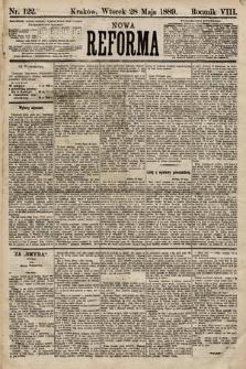 Nowa Reforma. 1889, nr122