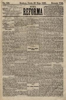 Nowa Reforma. 1889, nr123