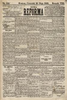 Nowa Reforma. 1889, nr124