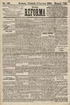 Nowa Reforma. 1889, nr126