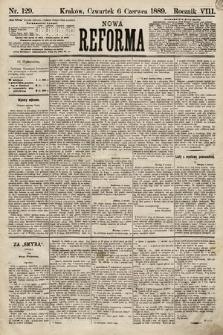 Nowa Reforma. 1889, nr129