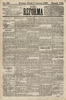 Nowa Reforma. 1889, nr130