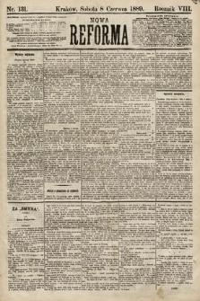 Nowa Reforma. 1889, nr131