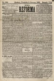Nowa Reforma. 1889, nr132