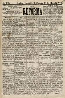 Nowa Reforma. 1889, nr134