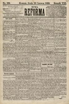 Nowa Reforma. 1889, nr139
