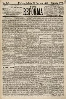 Nowa Reforma. 1889, nr141
