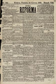 Nowa Reforma. 1889, nr142