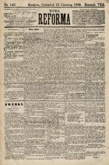 Nowa Reforma. 1889, nr145