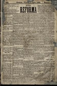 Nowa Reforma. 1889, nr148