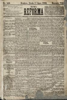 Nowa Reforma. 1889, nr149