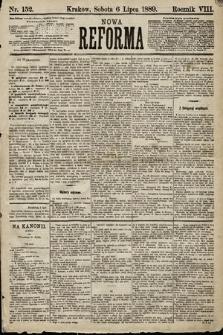 Nowa Reforma. 1889, nr152