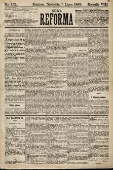 Nowa Reforma. 1889, nr153
