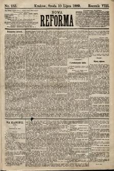 Nowa Reforma. 1889, nr155