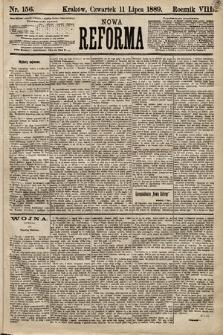Nowa Reforma. 1889, nr156