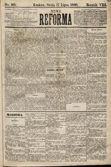 Nowa Reforma. 1889, nr161