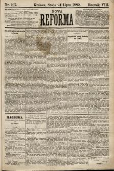 Nowa Reforma. 1889, nr167