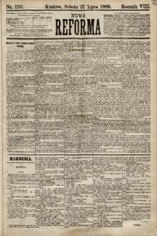 Nowa Reforma. 1889, nr170