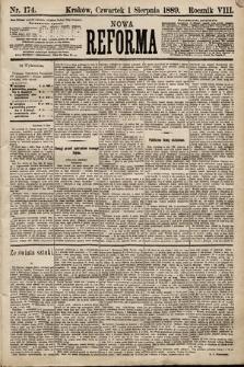 Nowa Reforma. 1889, nr174