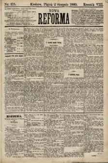 Nowa Reforma. 1889, nr175